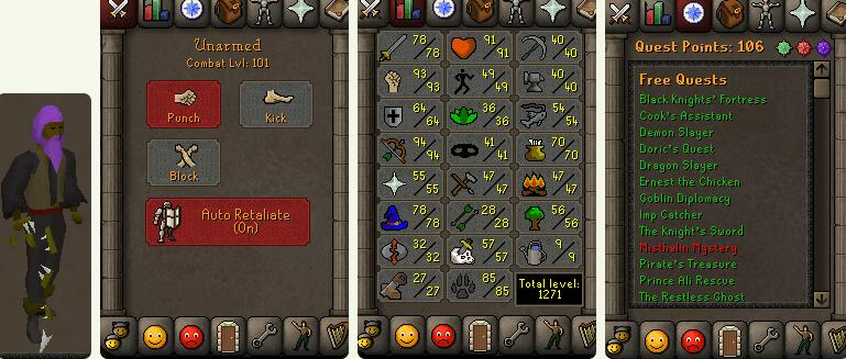 Runescape characters for sale : Coupons com scam